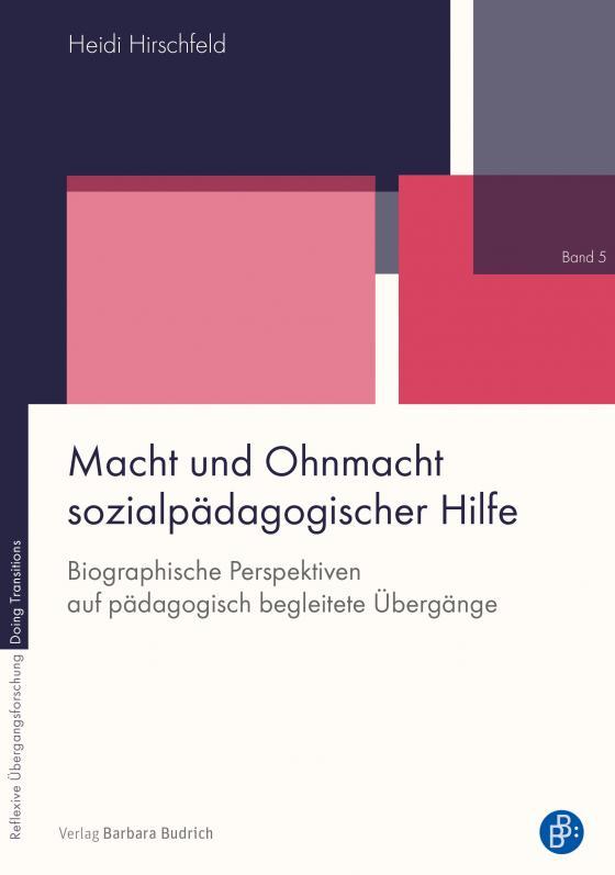 Cover-Bild Macht und Ohnmacht sozialpädagogischer Hilfe