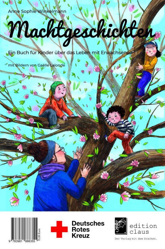 Cover-Bild Machtgeschichten