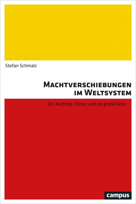 Cover-Bild Machtverschiebungen im Weltsystem