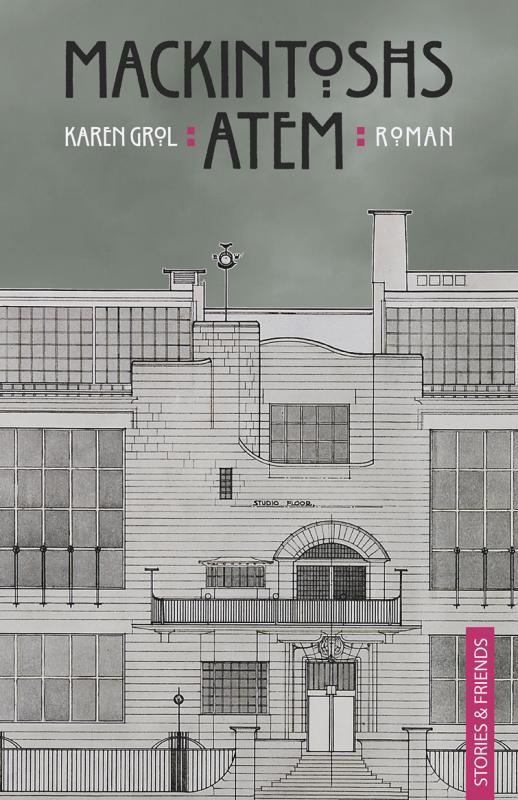 Cover-Bild Mackintoshs Atem