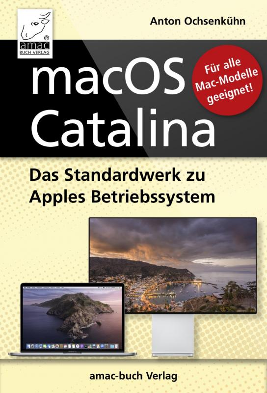 Cover-Bild macOS Catalina – das Standardwerk zu Apples Betriebssystem - PREMIUM Videobuch