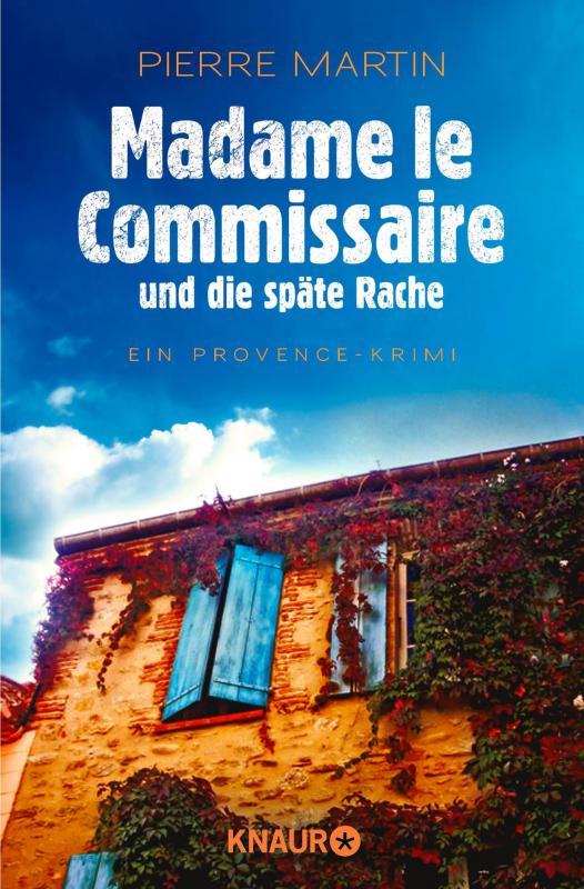 Cover-Bild Madame le Commissaire und die späte Rache