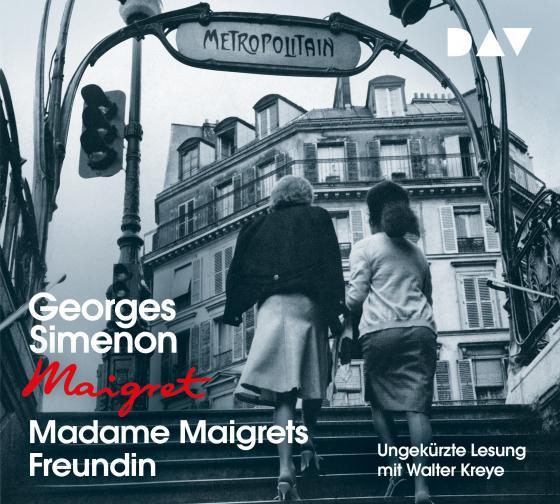 Cover-Bild Madame Maigrets Freundin