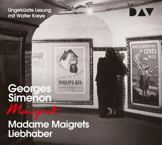 Cover-Bild Madame Maigrets Liebhaber