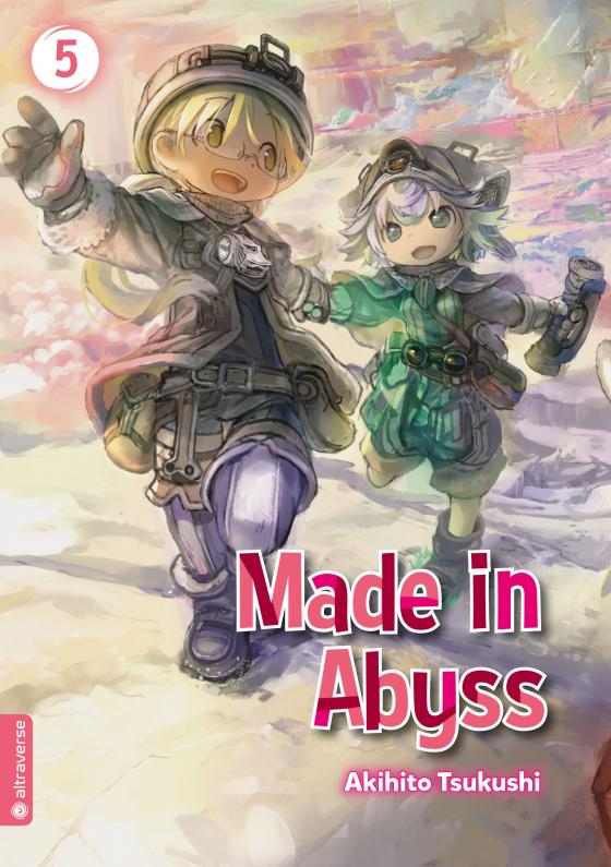 Cover-Bild Made in Abyss 05