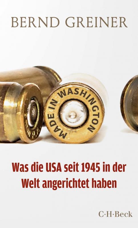 Cover-Bild Made in Washington