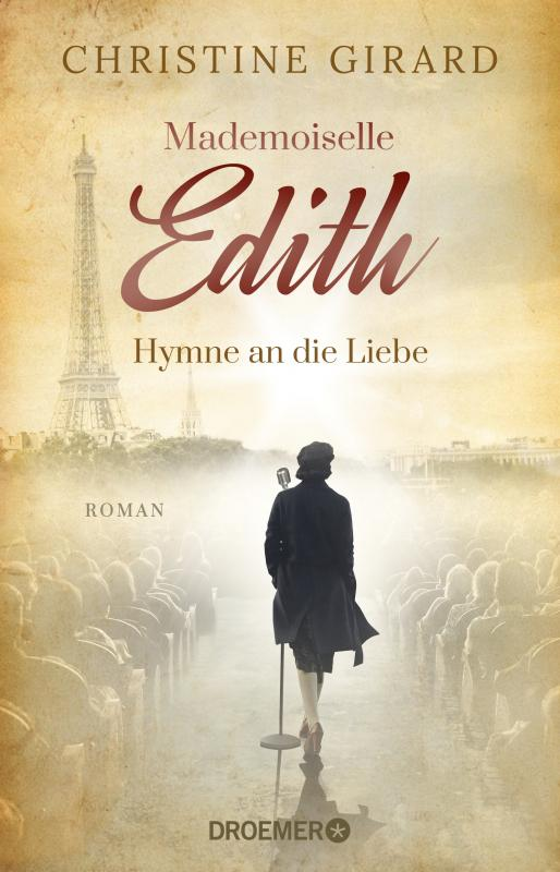 Cover-Bild Mademoiselle Edith - Hymne an die Liebe