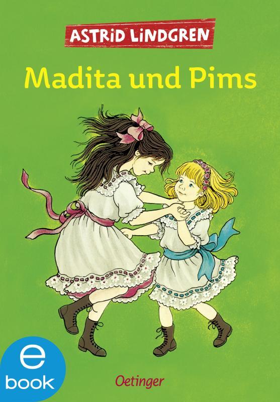 Cover-Bild Madita und Pims