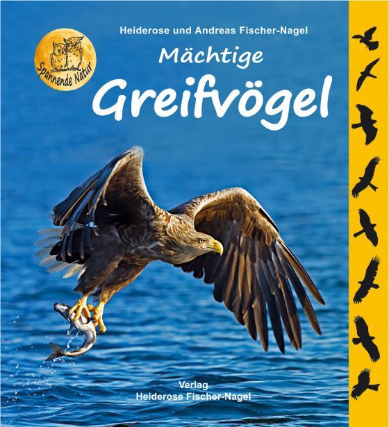 Cover-Bild Mächtige Greifvögel