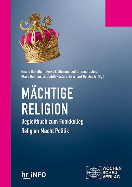 Cover-Bild Mächtige Religion
