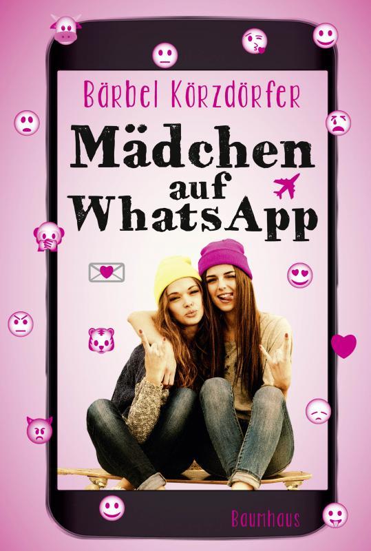 Cover-Bild Mädchen auf WhatsApp