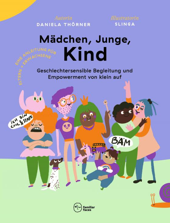 Cover-Bild Mädchen, Junge, Kind