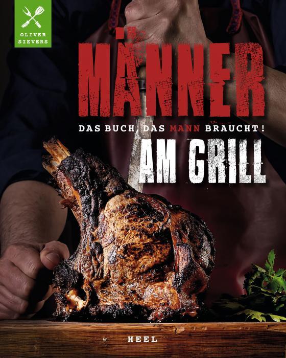Cover-Bild Männer am Grill