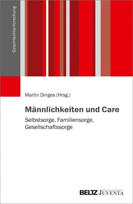 Cover-Bild Männlichkeiten und Care
