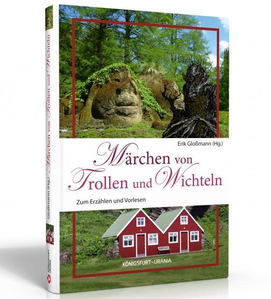 Cover-Bild Märchen von Trollen und Wichteln