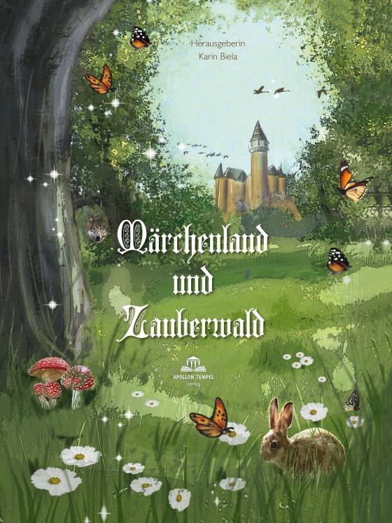 Cover-Bild Märchenland und Zauberwald