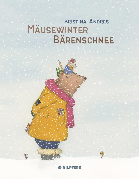 Cover-Bild Mäusewinter - Bärenschnee