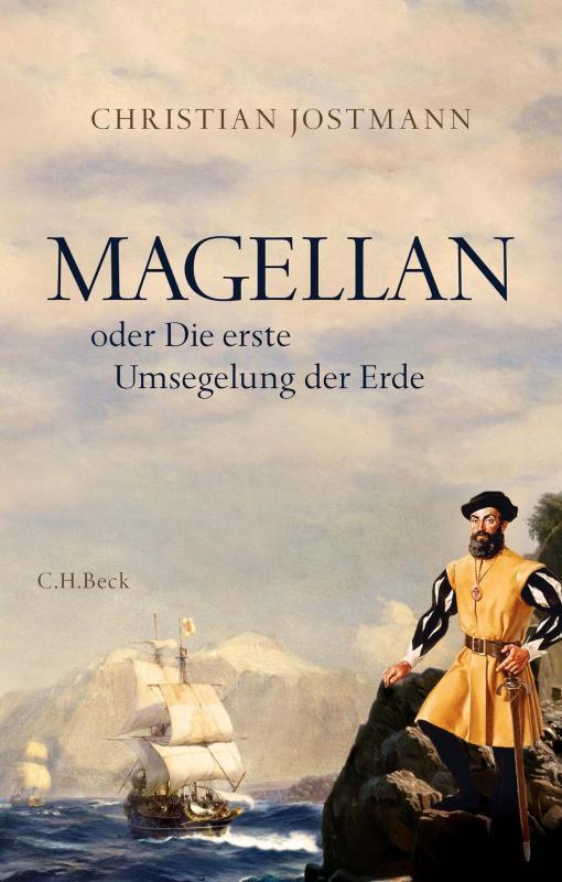 Cover-Bild Magellan