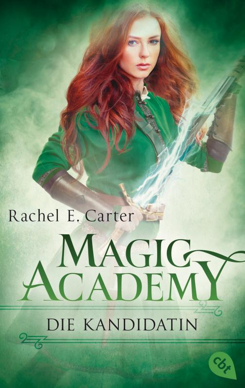 Cover-Bild Magic Academy - Die Kandidatin