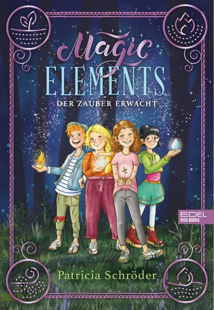 Cover-Bild Magic Elements