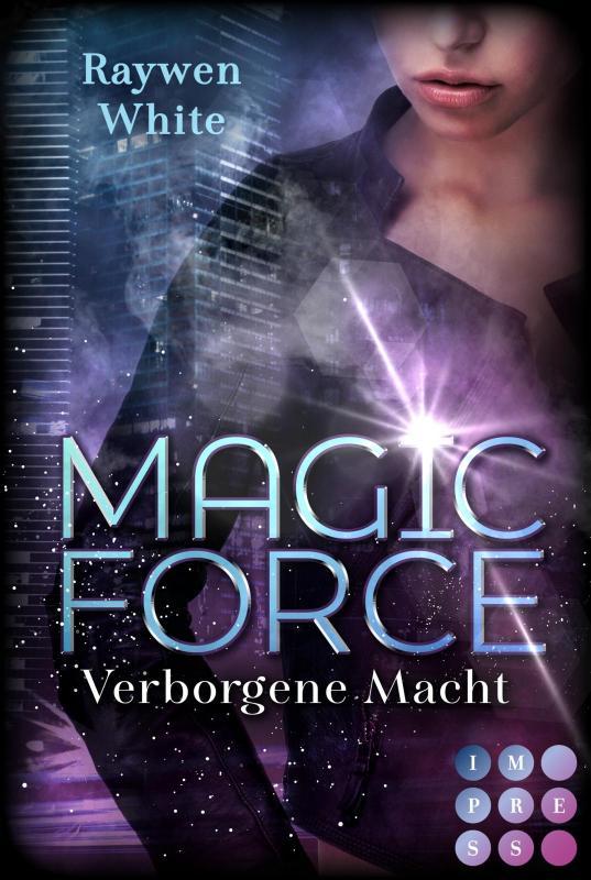 Cover-Bild Magic Force. Verborgene Macht