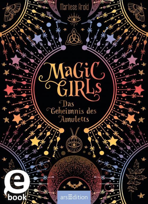 Cover-Bild Magic Girls - Das Geheimnis des Amuletts