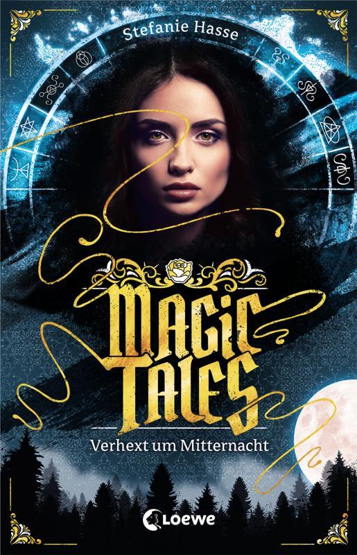 Cover-Bild Magic Tales - Verhext um Mitternacht