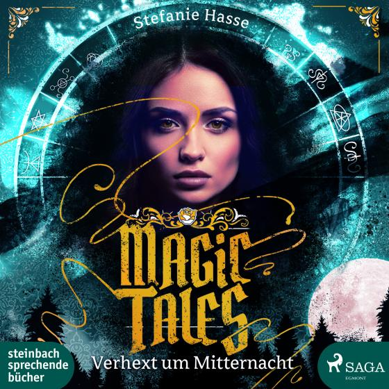 Cover-Bild Magic Tales - Verhext um Mitternacht