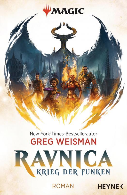 Cover-Bild MAGIC: The Gathering - Ravnica