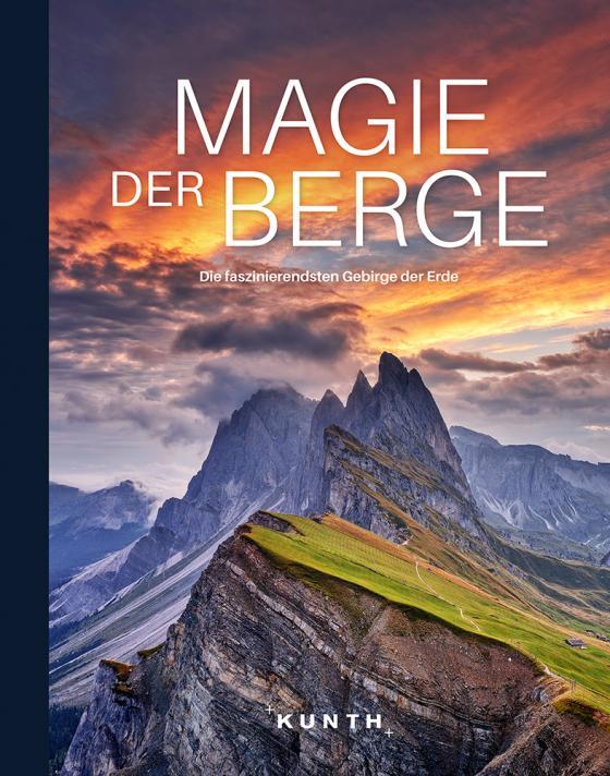 Cover-Bild Magie der Berge