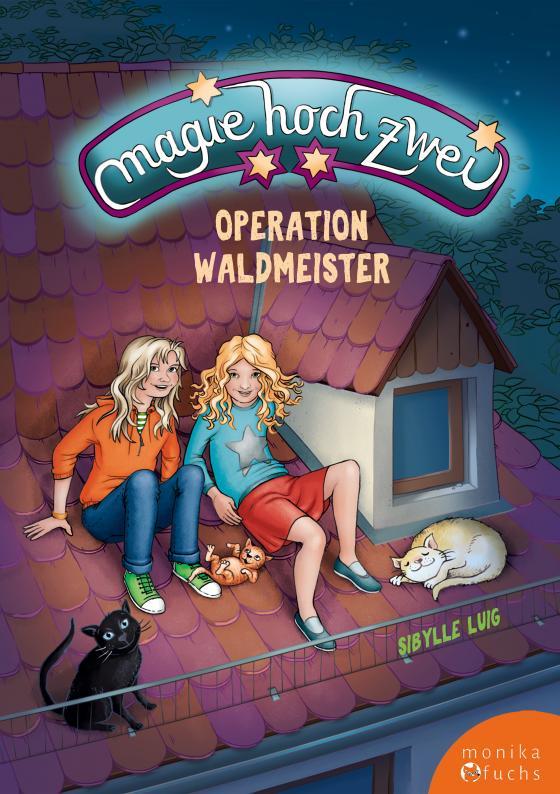 Cover-Bild Magie hoch zwei – Operation Waldmeister