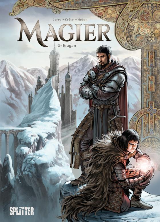 Cover-Bild Magier. Band 2