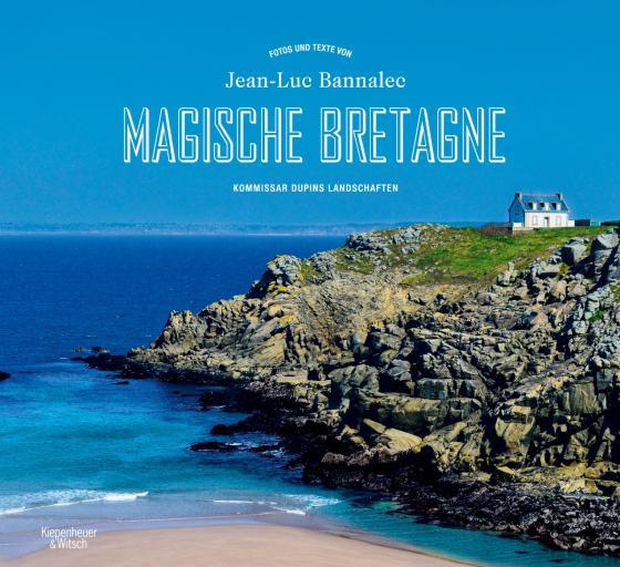 Cover-Bild Magische Bretagne
