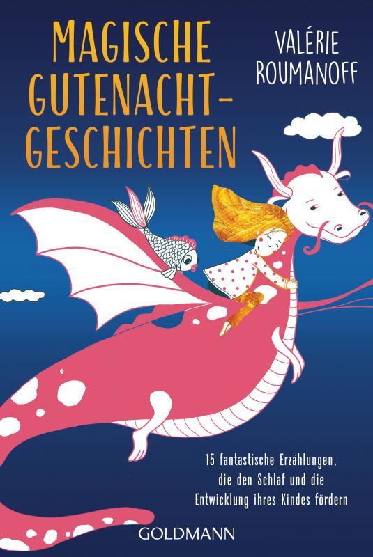 Cover-Bild Magische Gutenachtgeschichten