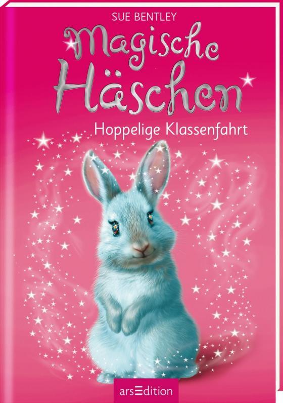 Cover-Bild Magische Häschen - Hoppelige Klassenfahrt