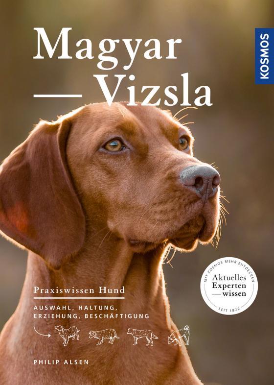 Cover-Bild Magyar Vizsla