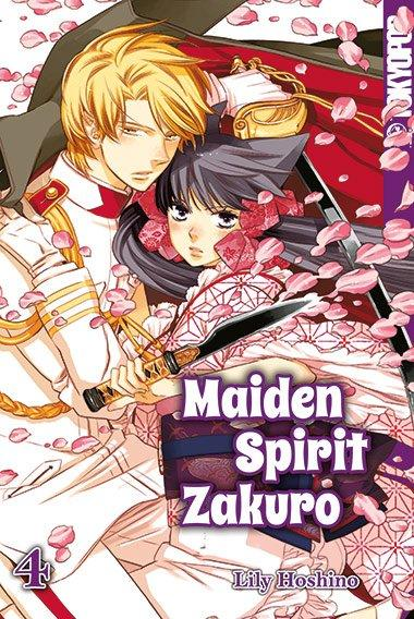 Cover-Bild Maiden Spirit Zakuro 04