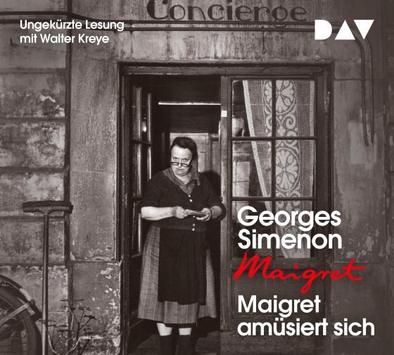 Cover-Bild Maigret amüsiert sich