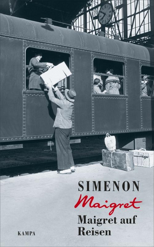 Cover-Bild Maigret auf Reisen