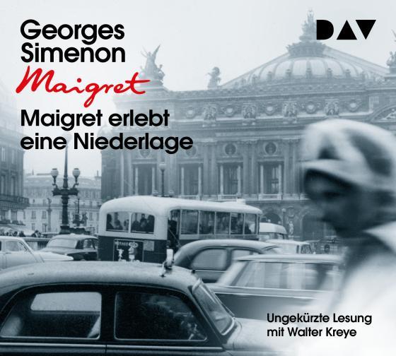 Cover-Bild Maigret erlebt eine Niederlage
