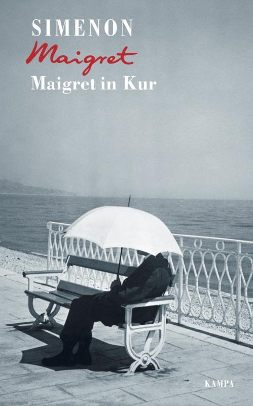 Cover-Bild Maigret in Kur
