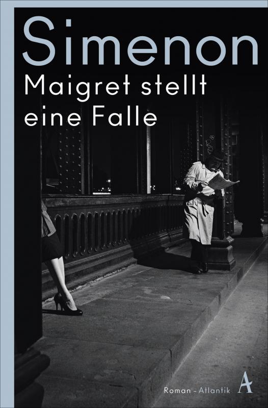 Cover-Bild Maigret stellt eine Falle