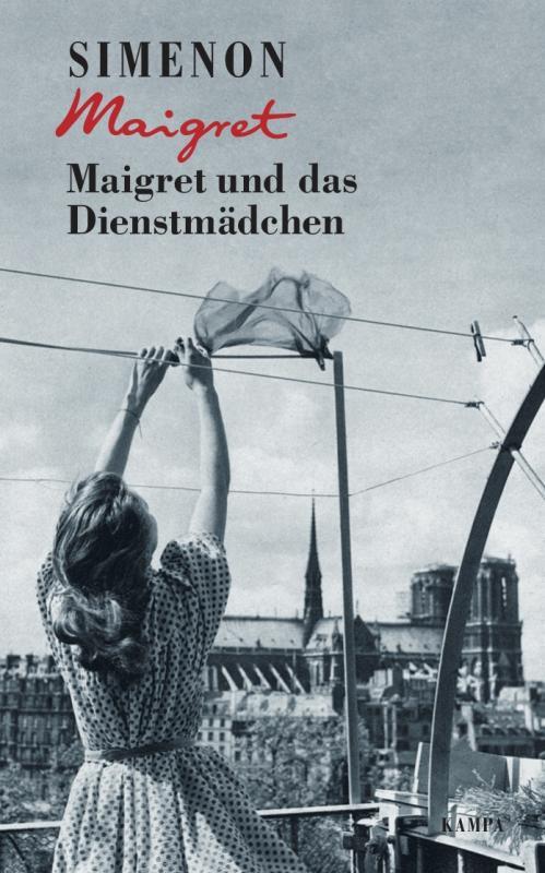 Cover-Bild Maigret und das Dienstmädchen
