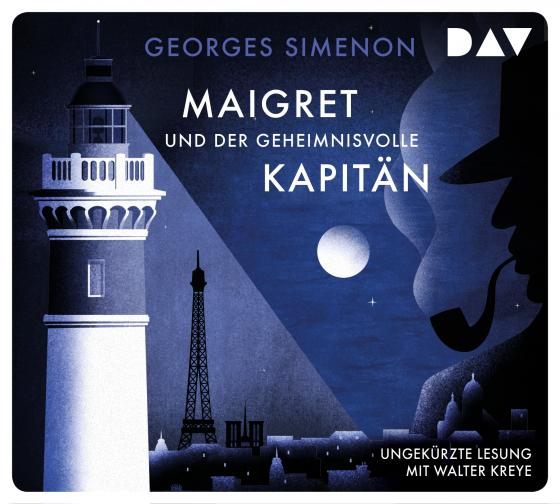 Cover-Bild Maigret und der geheimnisvolle Kapitän