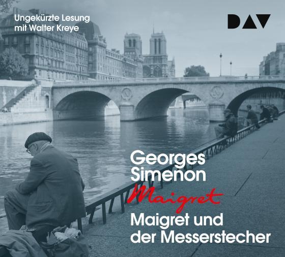 Cover-Bild Maigret und der Messerstecher