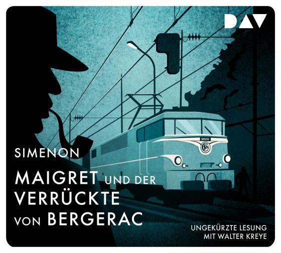 Cover-Bild Maigret und der Verrückte von Bergerac