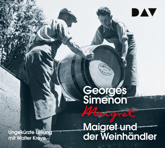 Cover-Bild Maigret und der Weinhändler