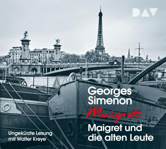 Cover-Bild Maigret und die alten Leute