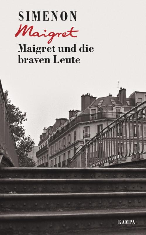 Cover-Bild Maigret und die braven Leute