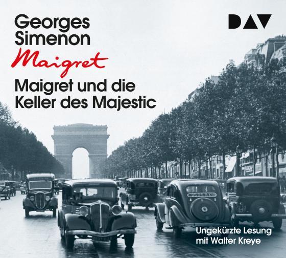 Cover-Bild Maigret und die Keller des Majestic